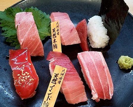 【優待ご飯】スシローグローバルホールディングス (3563)! スシローで天然本鮪と天然インド鮪の食べ比べ、鯛だし塩ラーメンを食べてきました♪