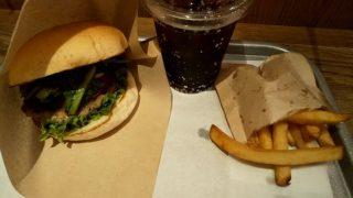 【優待ご飯】ユナイテッド&コレクティブ (3557)! サードバーガーでアジアンスパイシーバーガーを食べてきました♪