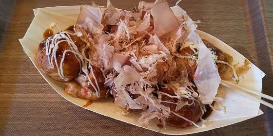 【優待ご飯】クリエイト・レストランツ・ホールディングス (3387)の横浜CIAL「ごっつええ本舗」でたこ焼き食べてきました♪