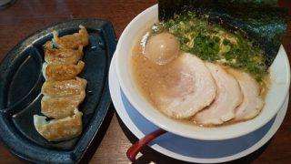 【優待ご飯】ギフト (9279)の「ばってんラーメン」で「ばってん盛りラーメン+一口餃子」を食べてきました♪