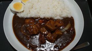 【優待ご飯】松屋フーズホールディングス (9887)の「マイカリー食堂」で「スペシャル欧風ビーフカレー(大盛り)」を食べてきました♪