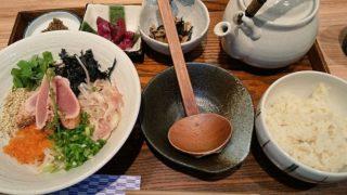 【優待ご飯】アークランドサービス(3085)の「東京たらこスパゲティ」で「炙りたらこの お出汁スパゲティ定食」を食べてきました♪