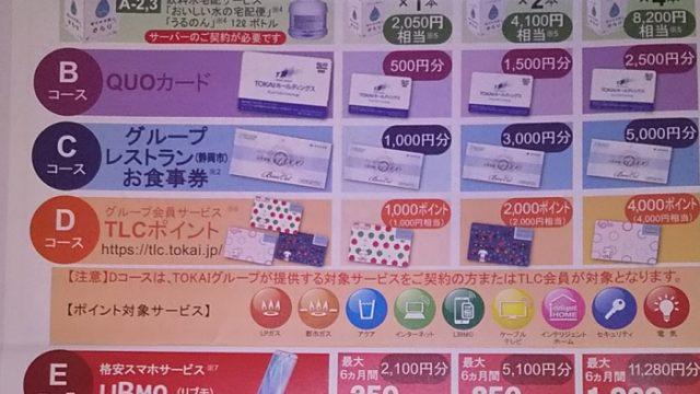 【株主優待】TOKAIホールディングス (3167)から2020年3月権利のカタログが到着しました!割引券も!