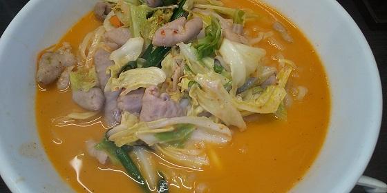 【優待ご飯】ハイデイ日高 (7611)の日高屋で「モツ野菜ラーメン(大盛り)」を食べてきました♪