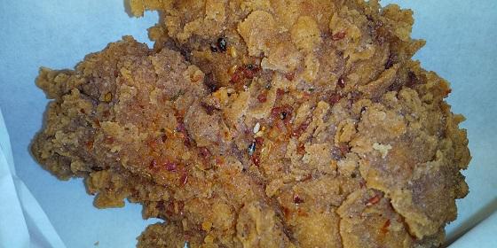 【優待ご飯】日本KFCホールディングス (9873)のケンタッキーで「ゆず七味チキン」と「スマートニュースのクーポンのセット」を食べてきました♪