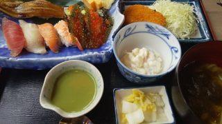 【優待ご飯】SFPホールディングス (3198)の「磯丸水産」で「磯丸寿司定食」を食べてきました♪ Go To Eat利用♪ハピタス経由で!