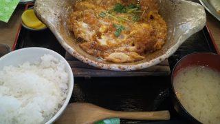 【優待ご飯】SFPホールディングス (3198)の「鳥良商店」で「カツ煮定食」を食べてきました♪ Go To Eat利用♪ハピタス経由で!