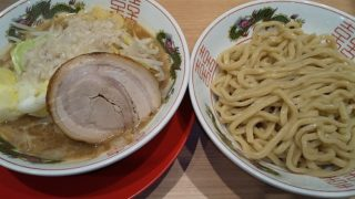 【優待ご飯】クリエイト・レストランツ・ホールディングス[クリレス] (3387)の「鶏と魚だしのつけめん哲」で「濃厚つけめん 豚」を食べてきました♪
