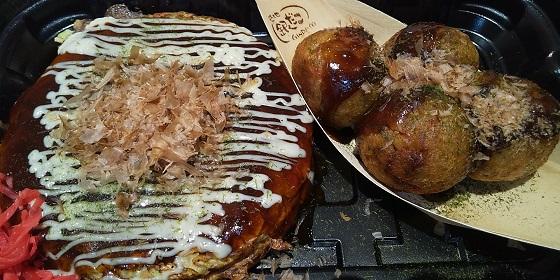 【優待ご飯】ホットランド (3196)の「銀だこ」で「豚玉セット」を食べてきました♪