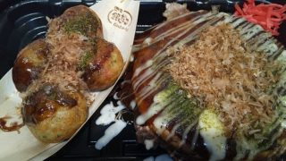 【優待ご飯】ホットランド (3196)の「銀のあん」で「モダン焼きセット」を食べてきました♪
