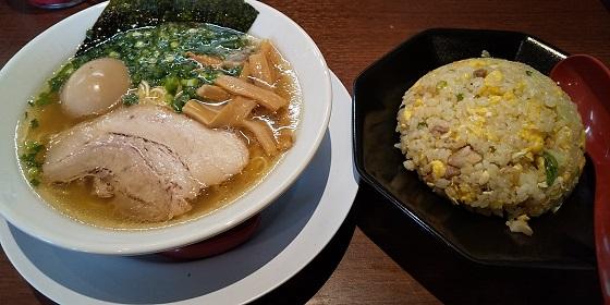 【優待ご飯】ギフト (9279)の「ばってんラーメン」で「貝だしラーメン(塩)+炒飯」を食べてきました♪