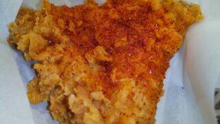 【優待ご飯】日本KFCホールディングス (9873)の「ケンタッキー」で「ジンジャーホットチキン」を食べてきました♪
