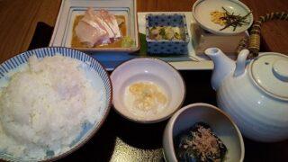 【優待ご飯】SFPホールディングス (3198)の「鳥良」で「鯛茶漬け御膳」を食べてきました♪ Go To Eat利用♪ハピタス経由で!