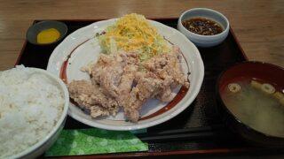 【優待ご飯】SFPホールディングス (3198)の「鳥良商店」で「油淋鶏定食」を食べてきました♪ Go To Eat利用♪ハピタス経由で!