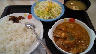 【優待ご飯】松屋フーズホールディングス (9887)の「松屋」で「マッサマンカレー(大盛り)野菜セット 」を食べてきました♪