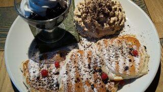 【優待ご飯】トリドールホールディングス (3397)の「コナズ珈琲」で「コナズKONA農園パンケーキ」を食べてきました♪