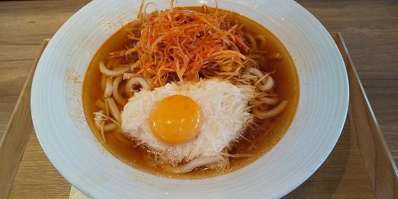 【優待ご飯】アークランドサービス(3085)の「東京とろろそば」で「辛ネギとろろうどん」を食べてきました♪
