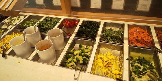 【優待ご飯】すかいらーくHD(3197)の「ブッフェ ザ フォレスト」で「ランチビュッフェ」を食べてきました♪