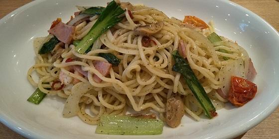 【優待ご飯】ハイデイ日高 (7611)の「亀よし食堂」で「バジリコ」を食べてきました♪