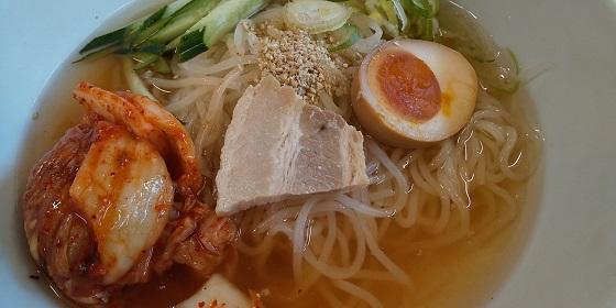 【優待ご飯】ハイデイ日高 (7611)の「日高屋」で「冷麺、餃子セット」を食べてきました!