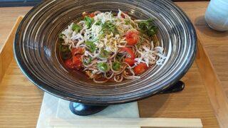 【優待ご飯】アークランドサービス(3085)の「東京とろろそば」で「夏そば」を食べてきました♪