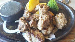 【優待ご飯】あさくま (7678)の「ステーキのあさくま」で「ビフテキランチ」を食べてきました♪