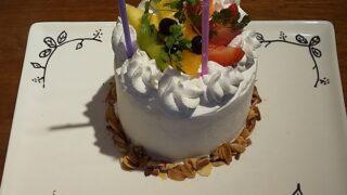 【優待ご飯】すかいらーくHD(3197)の「むさしの森珈琲」で「アニヴァーサリーフルーツパンケーキ 3段」を食べてきました♪