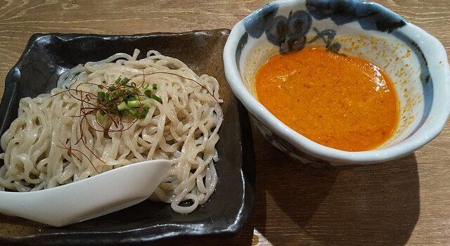 【優待ご飯】NATTY SWANKY(7674)の「ダンダダン酒場」で「辛シビ坦々つけ麺、オニオンスライス、スープワンタン、ダンプリン」を食べてきました♪